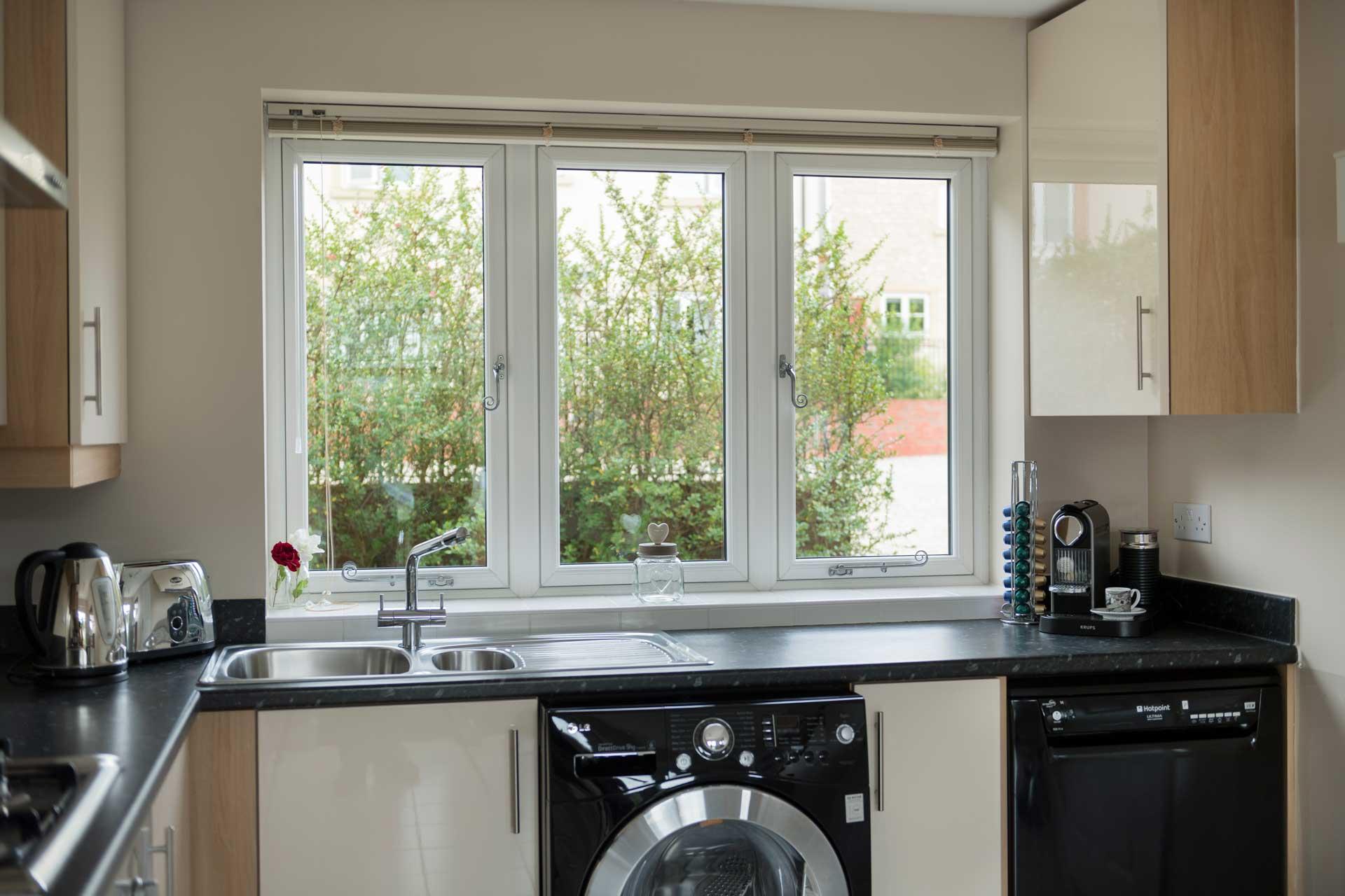 Flush casement window prices Mere