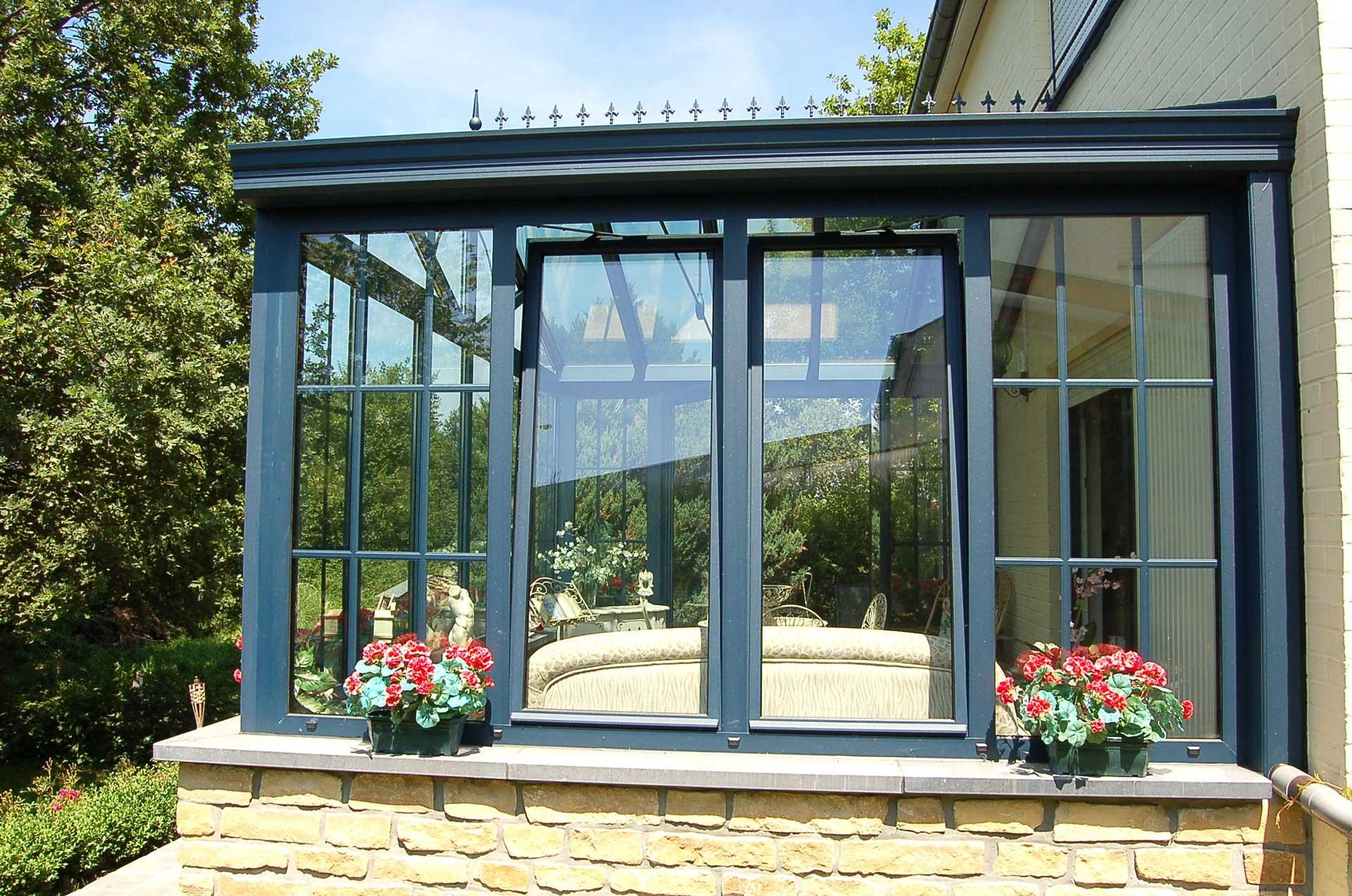 Aluminium windows Frome