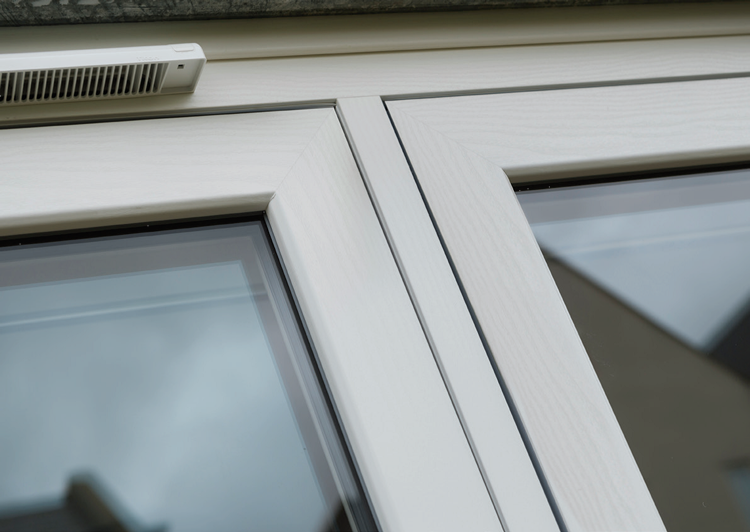 uPVC flush casement windows Mere