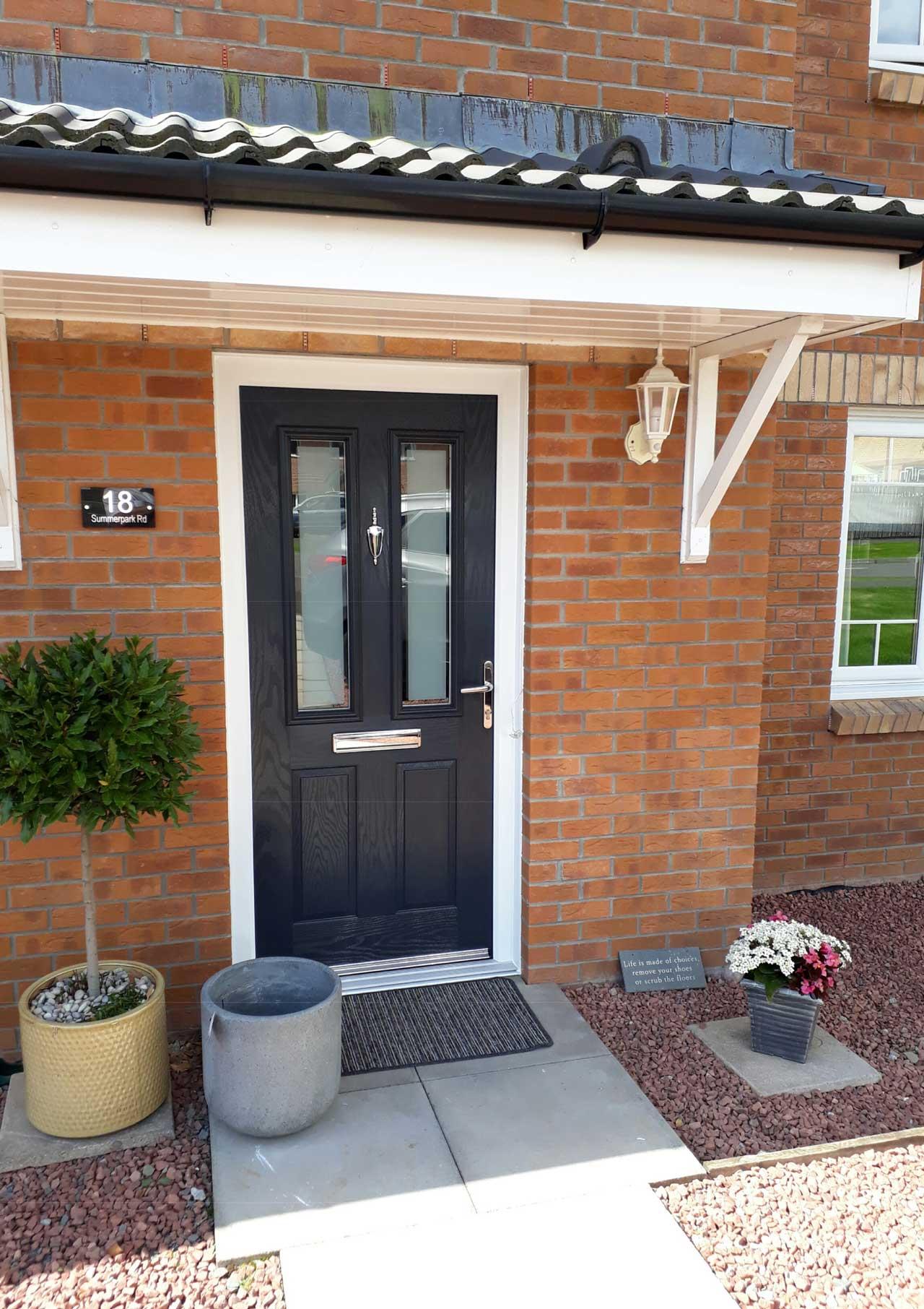Composite door installation Frome