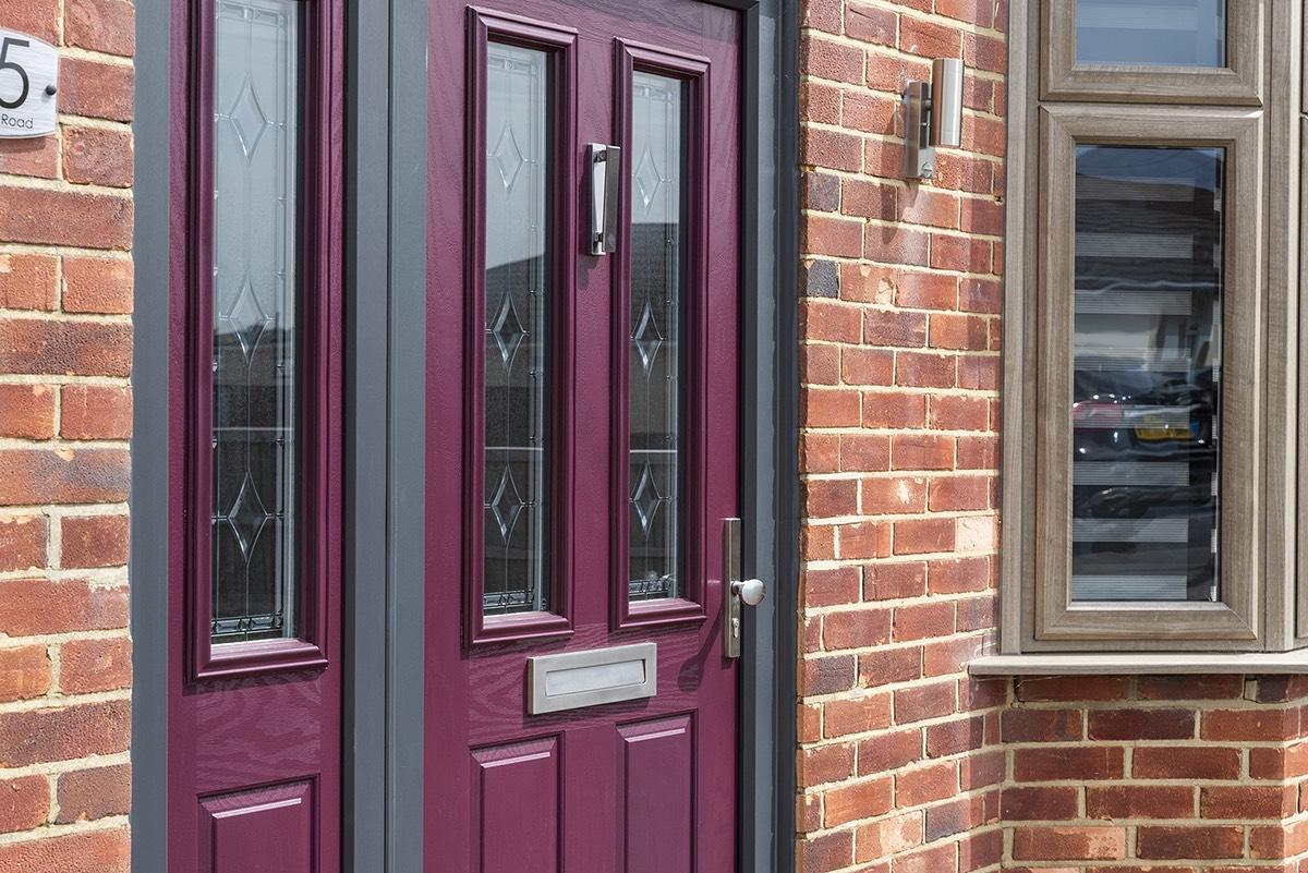 Composite door prices Mere