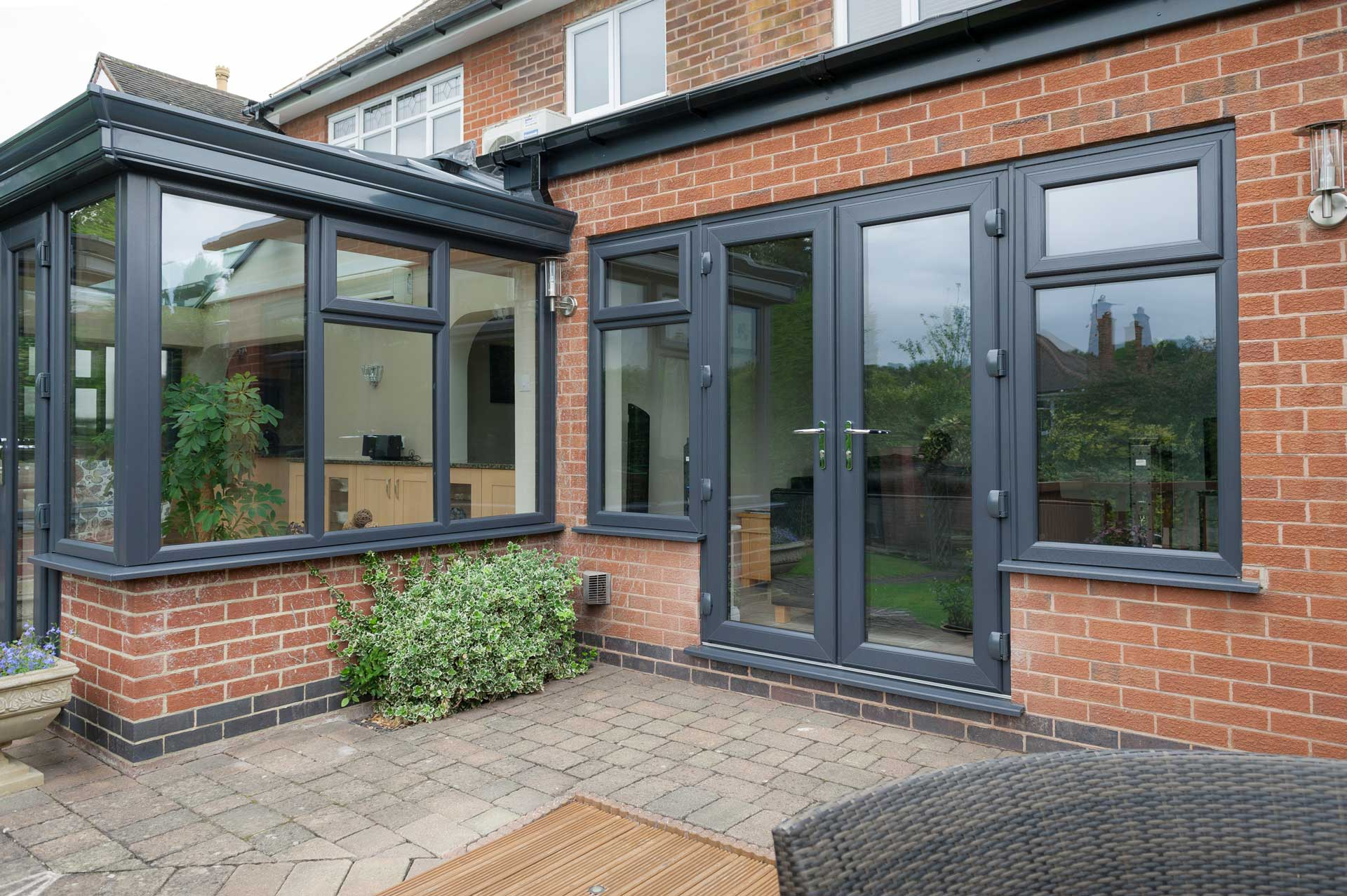 uPVC French doors Frome