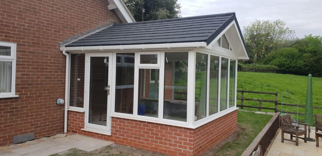 Solid Roof Conservatories Wiltshire