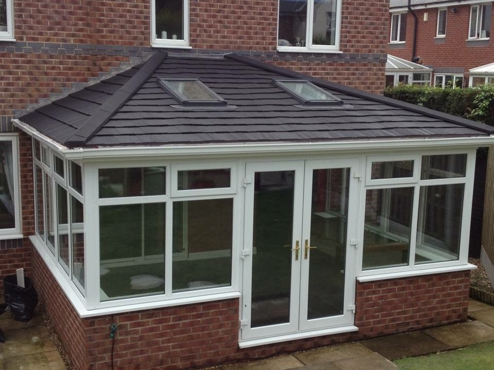 Tiled Conservatory Roofs Mere