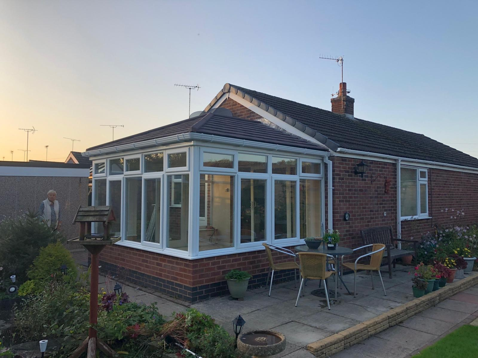 Solid Conservatory Roof Prices