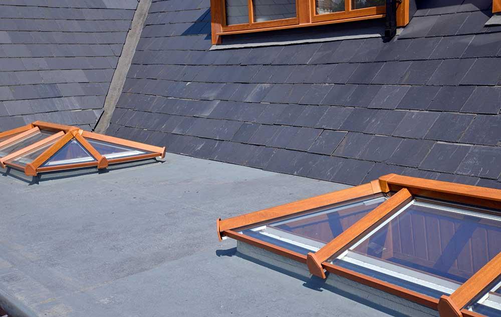 Roofline Skypods Mere